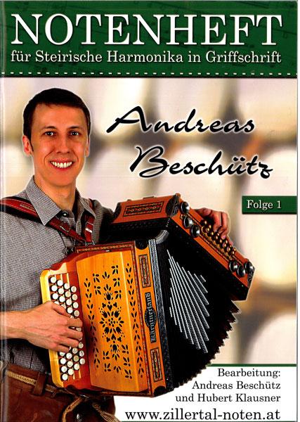 Andreas Terzer Noten für Steirische Harmonika