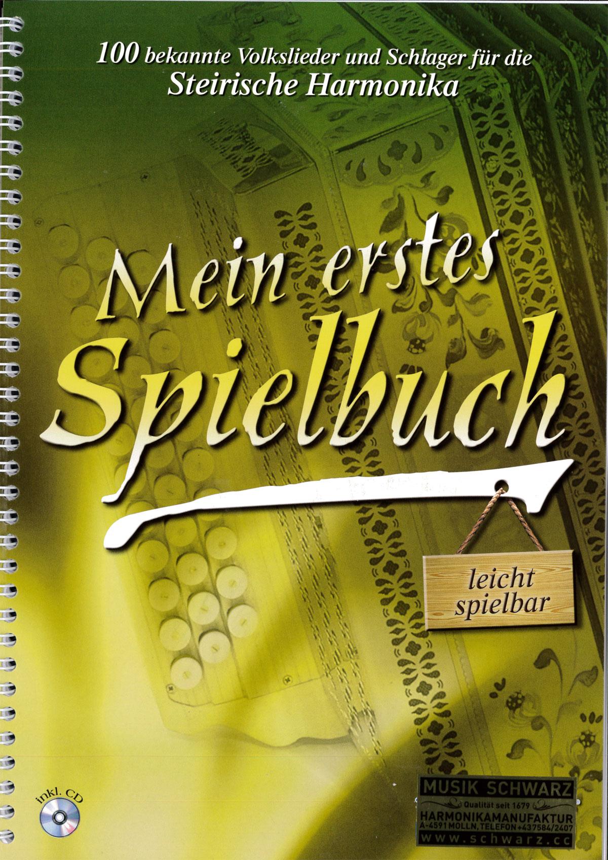 Das Schlager Wunschkonzert m CD Griffschrift LEICHT Steirische Harmonika Noten